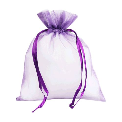 Organza Bag W/Ribbon String - detailed view 21