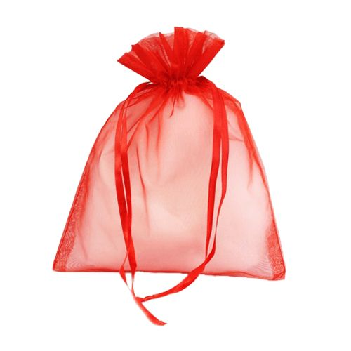 Organza Bag W/Ribbon String - detailed view 22