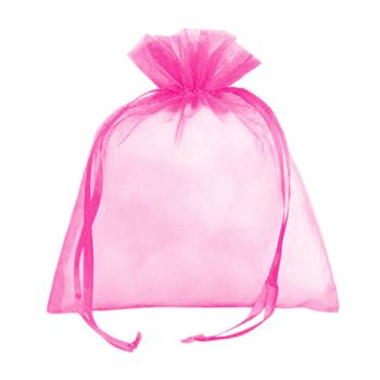 Organza Bag W/Ribbon String - thumbnail view 7