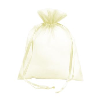 Organza Bag W/Ribbon String - thumbnail view 9