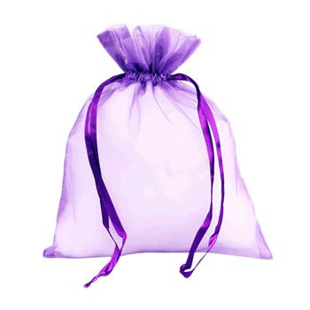 Organza Bag W/Ribbon String - thumbnail view 20