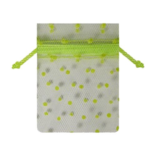 Tulle Bags W/ Swiss Dots - detailed view 5
