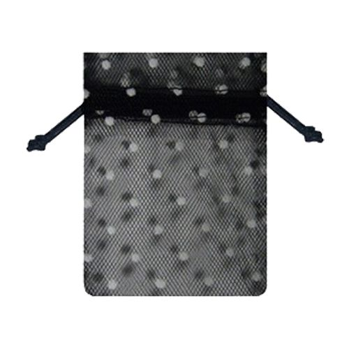 Tulle Bags W/ Swiss Dots - detailed view 9