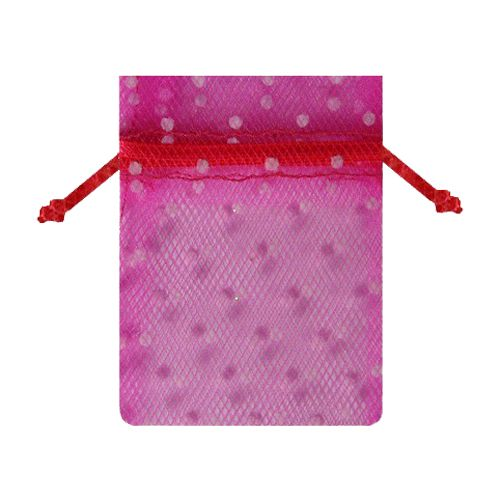 Tulle Bags W/ Swiss Dots - detailed view 11