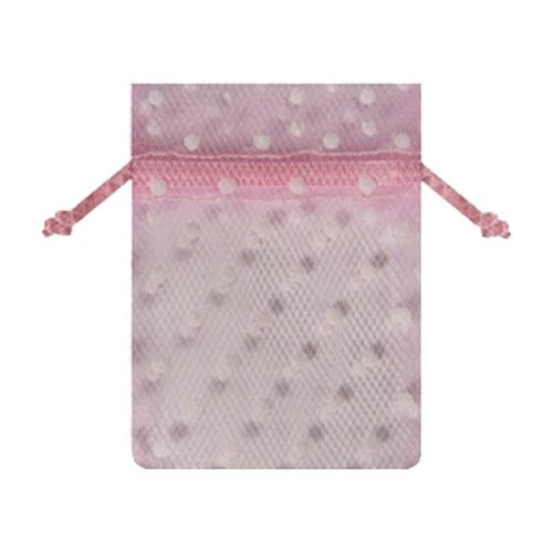 Tulle Bags W/ Swiss Dots - detailed view 14
