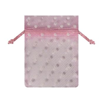 Tulle Bags W/ Swiss Dots - thumbnail view 14
