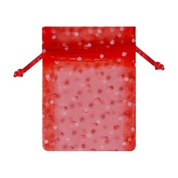 Tulle Bags W/ Swiss Dots - thumbnail view 15