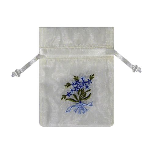 Embroidered Floral Bags - detailed view 3
