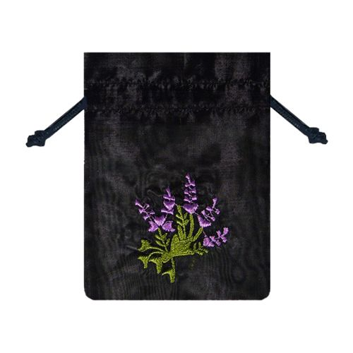 Embroidered Floral Bags - detailed view 4