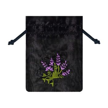 Embroidered Floral Bags - thumbnail view 4