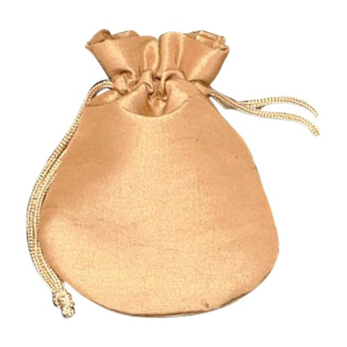 Satin Round Bags - detailed view 1