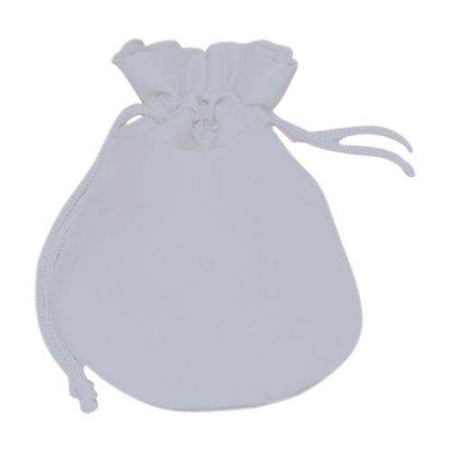 Satin Round Bags - detailed view 2