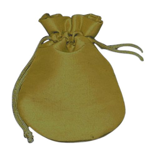 Satin Round Bags - detailed view 4