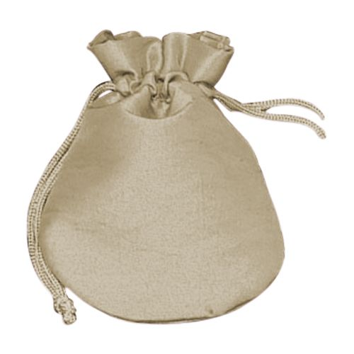 Satin Round Bags - detailed view 6