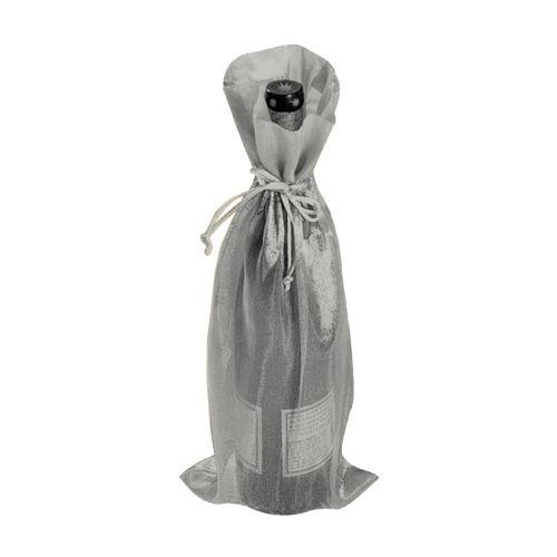 Metallic Wine Bags - detailed view 1