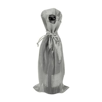 Metallic Wine Bags - thumbnail view 1