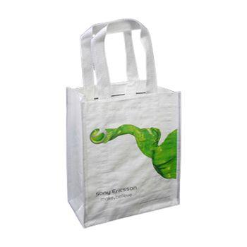 Custom Laminated Eurotote Bags - thumbnail view 4