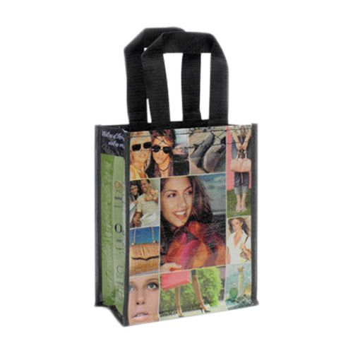 Custom Laminated PET Shopping Bags - detailed view 3