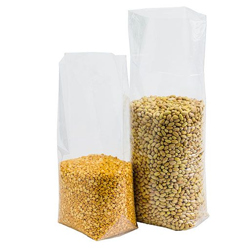 Polypropylene Bottom Gusset Bags - thumbnail view 4