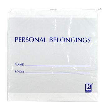 Personal Belongings Bags - thumbnail view 4