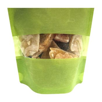 Rice Paper Stand Up Pouch - thumbnail view 3