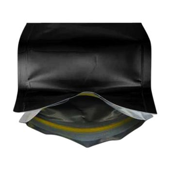 Quad-Seal Gusseted Bags w/Zipper - thumbnail view 6