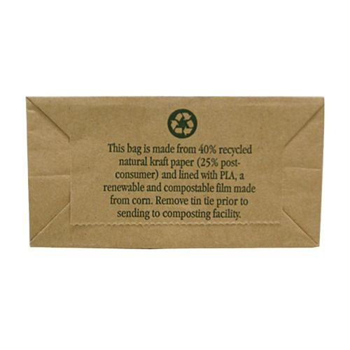 PLA-Lined Paper Bags - detailed view 5