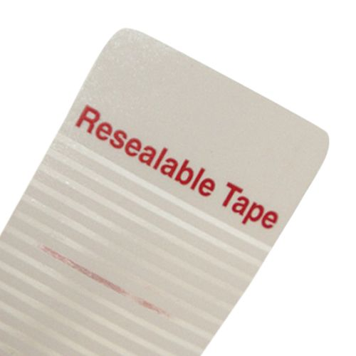 Resealable Tape - detailed view 1