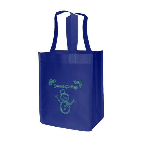 Imprinted Standard Totes - detailed view 5