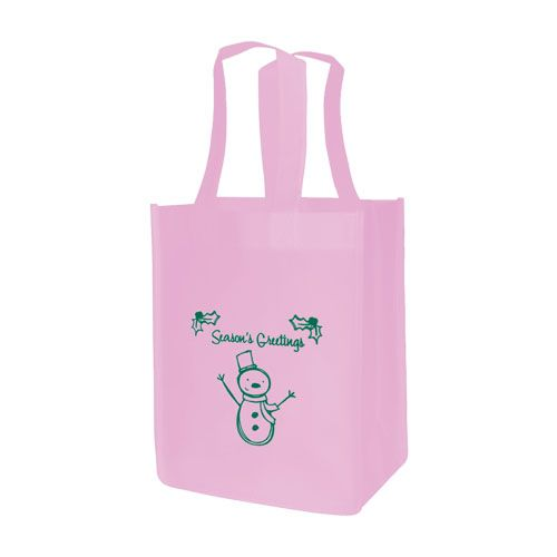 Imprinted Standard Totes - detailed view 6