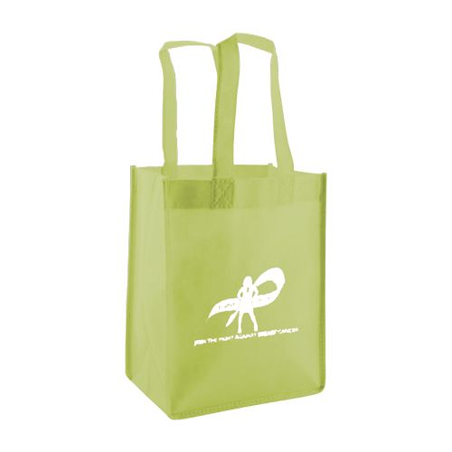 Imprinted Standard Totes - detailed view 9