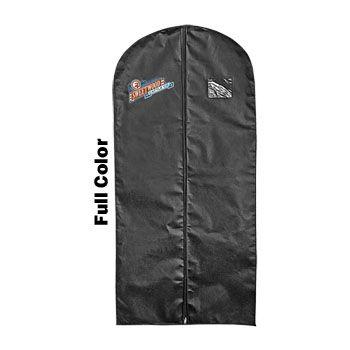 Full Color Printed PVC Garment Bags - thumbnail view 1