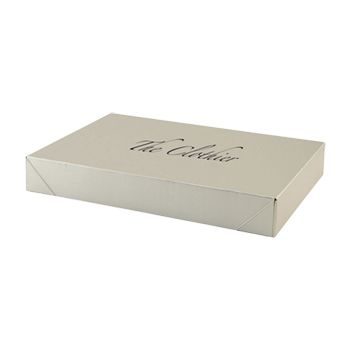 Imprinted Gloss Apparel Boxes - thumbnail view 3