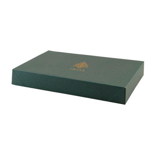 Imprinted Tinted Kraft Apparel Boxes - detailed view 7