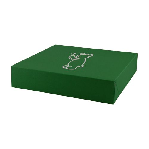 Imprinted Tinted Kraft Gift Boxes - detailed view 6