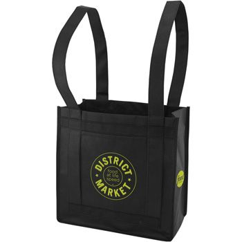Imprinted EZ-2GO Tote - thumbnail view 3