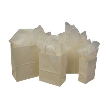Tints Paper Shopping Bags - thumbnail view 4