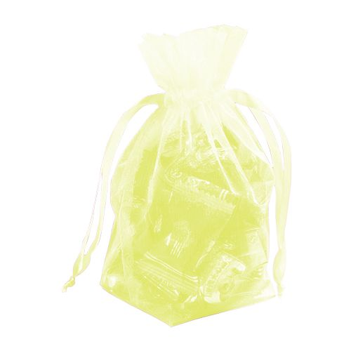 Gusseted Organza Pouches - detailed view 17