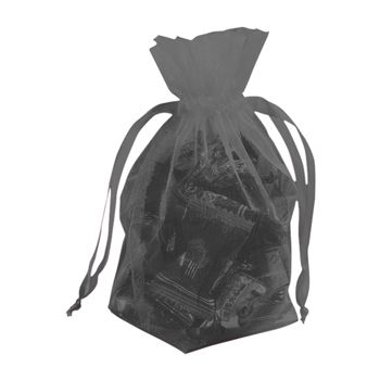Gusseted Organza Pouches - thumbnail view 1