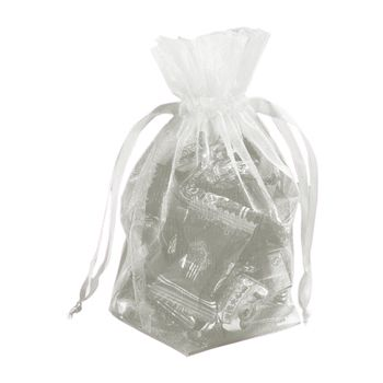Gusseted Organza Pouches - thumbnail view 2