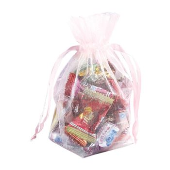 Gusseted Organza Pouches - thumbnail view 3