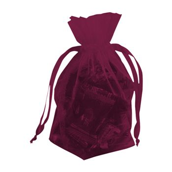 Gusseted Organza Pouches - thumbnail view 5