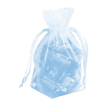 Gusseted Organza Pouches - thumbnail view 6