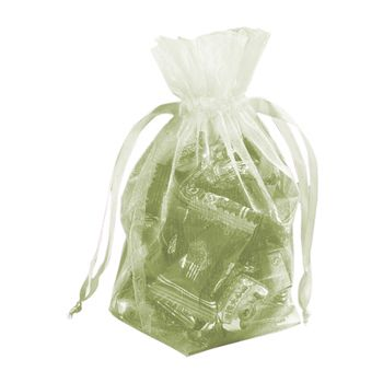 Gusseted Organza Pouches - thumbnail view 12