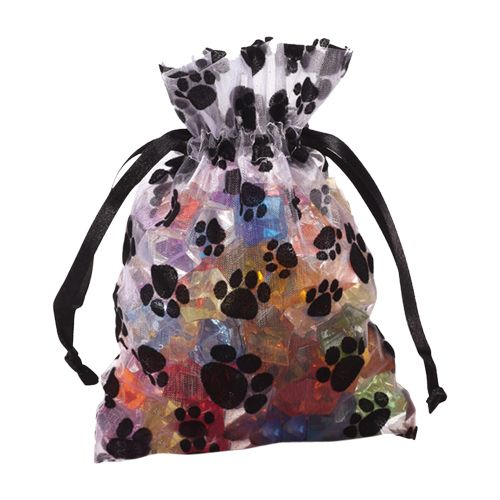 Paw Print Bags - detailed view 1