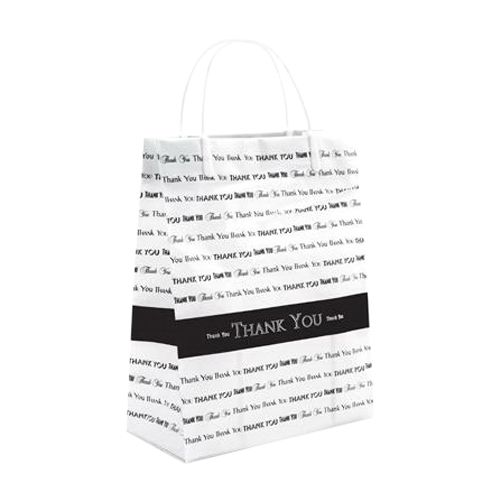 Thank You Design Shopping Bag - detailed view 1