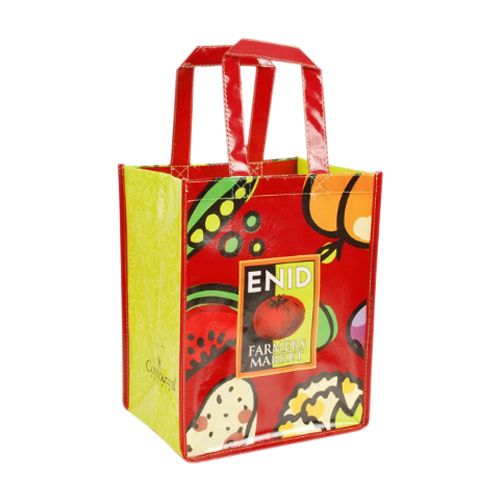 Imported Gloss & Matte Non-Woven Totes - detailed view 1