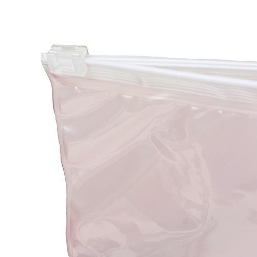 Pink Anti Static Slide-Zipper - thumbnail view 2