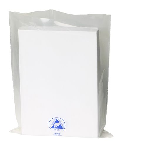 Clear Anti Static Poly Bags - thumbnail view 1