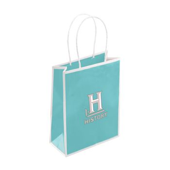Imprinted Sophie Shopping Bags - thumbnail view 6
